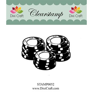 Stamp / Poker Chips