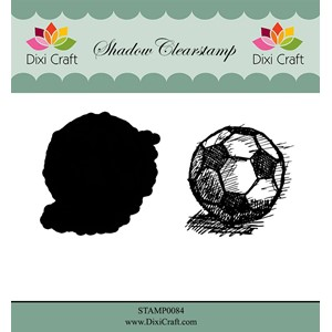Shadow Clearstamp / Football (2 pcs)
