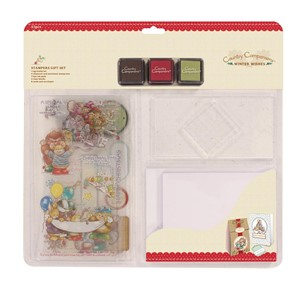 Stampers Gift Set - Winter Wishes-