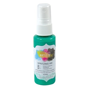 Spritzing Ink 2oz -  Mint