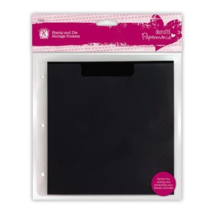 Stamp  Die Storage Pockets with Magnetic Shim 10pk