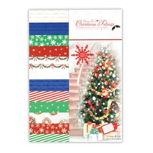A5 Paper Pack - Christmas Tidings 24pk