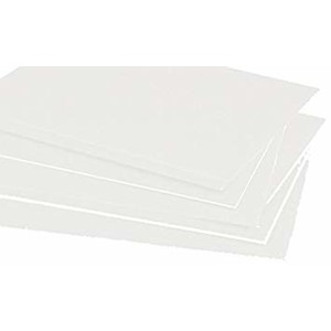"""Docrafts A4 Mountboard Pack White (1400mic) (RS319115) A4 M"