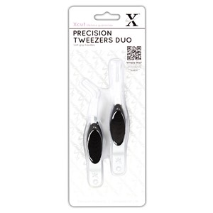 PRECISION TWEEZERS DUO PACK