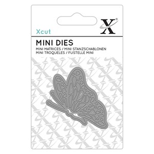 """Xcut Mini Die Detailed Butterfly (XCU 503685) Mini Die Deta"