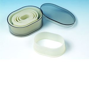 Nylon Cutter Set, Boxed, Oval, 7 pc set  UTGÅR