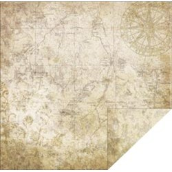 Timeless Travel paper - Map 2-