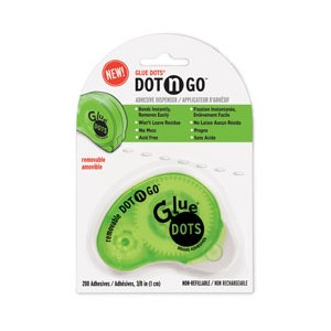 Dot and Go - Removable