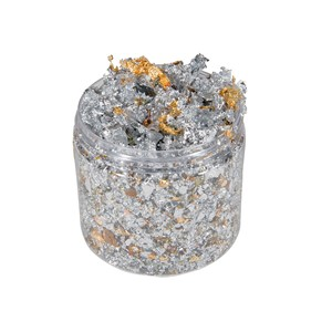 Cosmic Shimmer Silver Dream Gilding Flakes