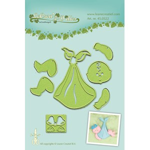 Leabilitie Baby cut and embossing die
