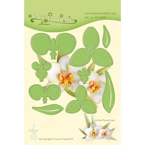 Leabilitie Multi die flower 012 cut and embossing die