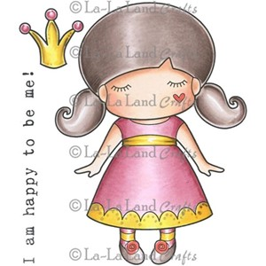 Paper Doll Marci - Princess