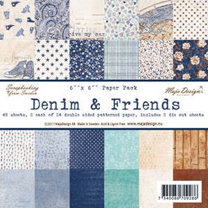 Denim & Friends - Paper Pack