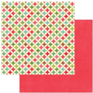 Merry & Bright Paper, 12 days of chrismas