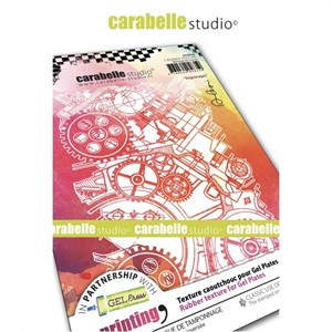 Carabelle Studio - Art printing Engrenages