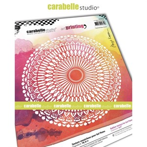 Carabelle Studio - Art printing Stained glass circle