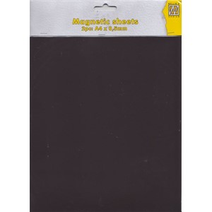 MAG004 Magnetic sheet A4