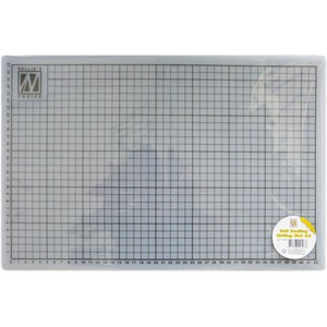 Transparent selfhealing cutting mat A3