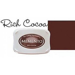 Inkpad Large Memento Rich cocoa