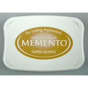 Inkpad Large Memento Toffee Crunch