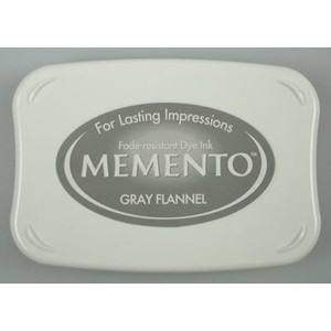 Inkpad Large Memento Gray Flannel
