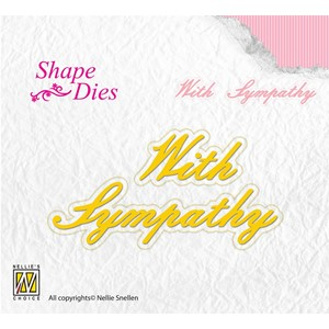 Shape Dies English texts With Sympathy