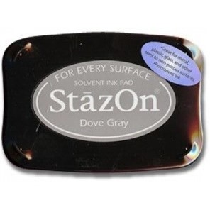 Stazon Ink pad dove gray
