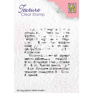 Texture Clear Stamps Fabric