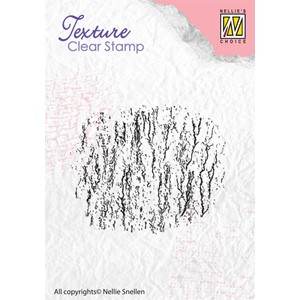 Texture Clear Stamps Bark