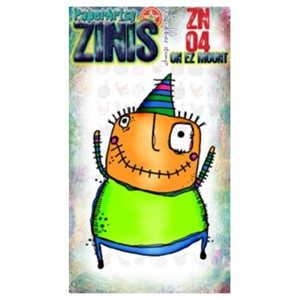Zini 04 (8x5cm stamp on EZ)