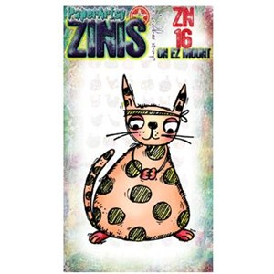 Zini 16 (8x5cm stamp on EZ)