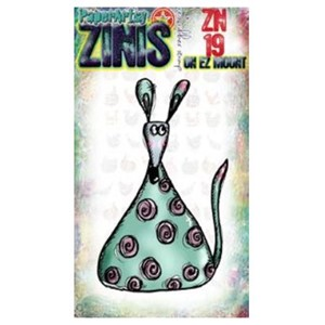 Zini 19 (8x5cm stamp on EZ)