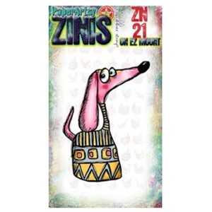 Zini 21 (8x5cm stamp on EZ)
