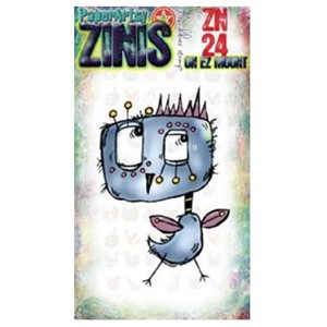 Zini 24 (8x5cm stamp on EZ)