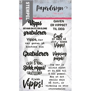 PD 1900285 Vipps , stempel