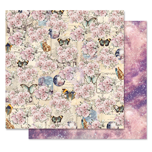 Prima Marketing Moon Child 12x12 Inch Sheets Love Constellat
