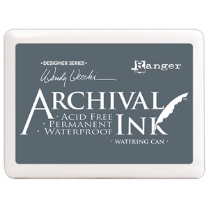 #3 Archival Ink Pads  Designer Series-Wendy Vecchi Watering