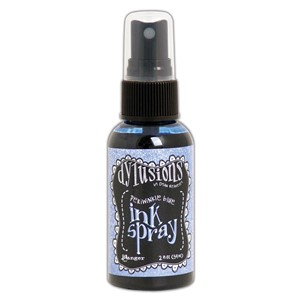Dylusions Ink Sprays - Periwinkle Blue