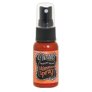 Dylusions Shimmer Sprays - Tangerine Dream