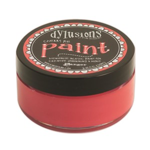 Dylusions Paint - Cherry Pie