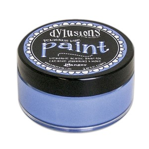 Dylusions Paints  Periwinkle Blue
