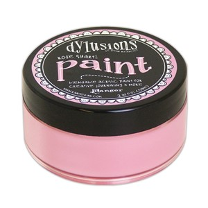 Dylusions Paints  Rose Quartz
