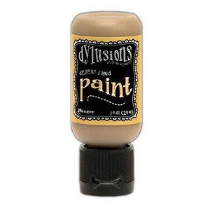 Dylusions Paints 1 oz. Bottle - Desert Sand