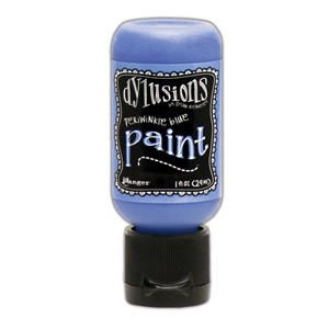 Dylusions Paints 1 oz. Bottle - Periwinkle Blue