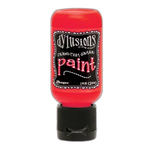 Dylusions Paints 1 oz. Bottle - Strawberry Daiquiri