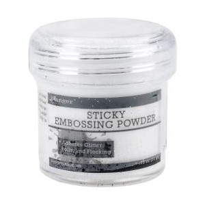 Sticky Embossing Powder -1 oz.