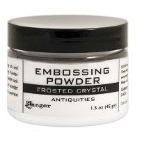 Frosted Crystal 3 oz. - Embossing Powder 3 oz.