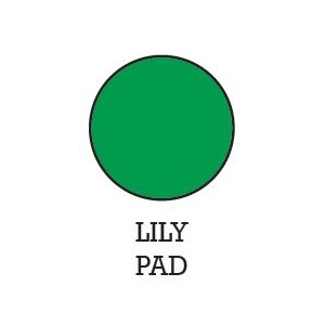 Enamel Accents - Lily Pad