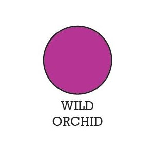 Enamel Accents - Wild Orchid