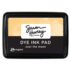 Simon Hurley create. Dye Inks - Over The Moon